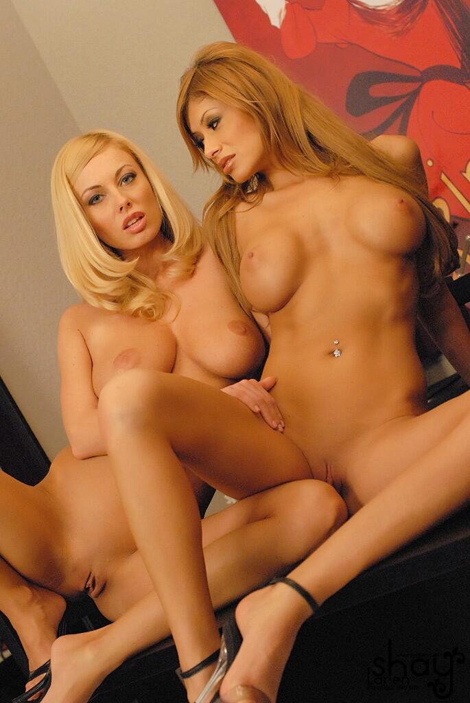 And lesbian mindy laren shay vega