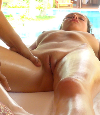 Massage in nude thai