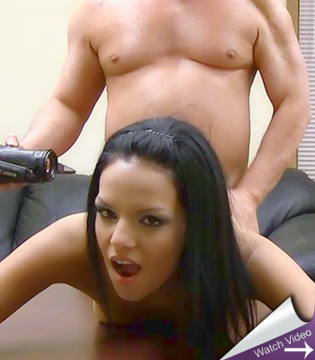 Lana Backroom Casting Couch