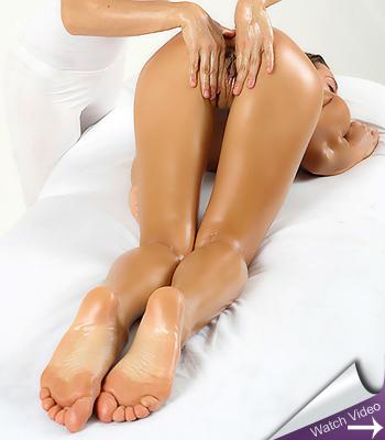 Labia Loving Massage Hegre Art