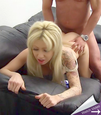Elizabeth Backroom Casting Couch