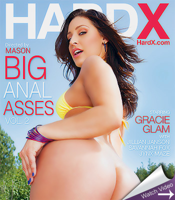 Gracie glam on hardx