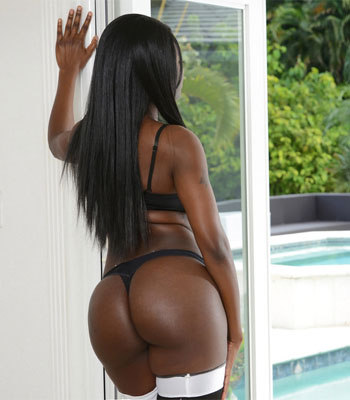 Kay Love Amazing Black Booty